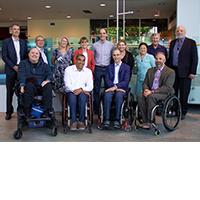 RHI Board of Directors and Bill Barrable